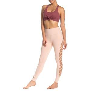 NWT Alo Yoga Interlaced Leggings